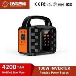 Tragbares Netzteil 150W Power Station 42000mAh Notstromgenerator Lithium-Batterie mit 110V (120/220/230/240V)