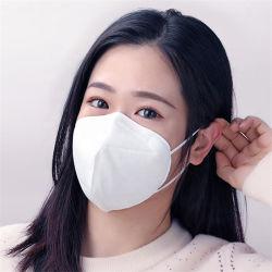Ce n95 FFP2 FFP1 5 capas de polvo no tejido de protección de respirador desechable KN95 Mascarilla