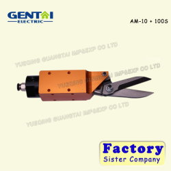 La pinza pneumatica dell'aria degli strumenti di Am-10+100s Scissor per la maschera di protezione di taglio di automazione