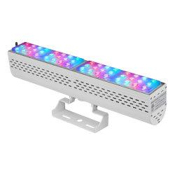 방수 옥외 점화 조경 램프 RGB 100W LED 플러드 빛 벽 세탁기