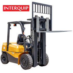 Interquip 중국 엔진을%s 가진 디젤 엔진 지게차 4.2 톤