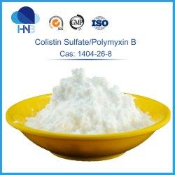 Produits pharmaceutiques Sulfate de colistine CAS 1264-72-8