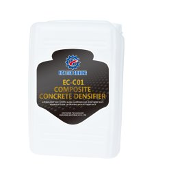 Endurecedor compostos Htg-Ec-C01 Densifier concretas e endurecedor Chemical