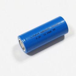 26650 LiFePO4 ячейка батареи 3.2V 3200Мач для солнечного освещения