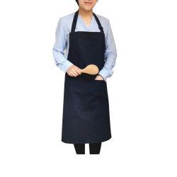 2020 Amazon Hot Sale fornecimento de fábrica Design personalizado cozinhando à prova de água Cozinheiros de churrasco Cozinha mulheres algodão avental