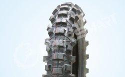 Hochleistungs--Größe 110/90-18, 110/100-18, 120/100-18, 4.10-18, 2.75-21 schlauchloser Motorrad-Gummireifen des Muster-Ds242 mit guter Qualität