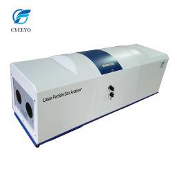 Distribuzione laser diffrazione analisi dimensioni particelle analizzatore analisi