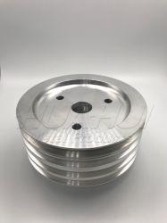Spc alésage conique v Poulie à courroie, bande d'aluminium 8846 personnalisé la courroie du moteur la poulie du tendeur