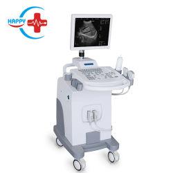 Hc-A010 дешевые цены самые последние версии полностью цифровая B ультразвукового сканера передвижного блока/тележки ультразвукового аппарата