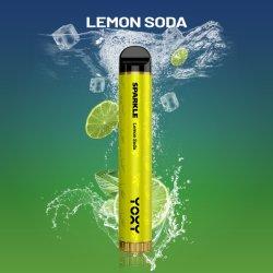 2021 صندوق هدايا جديد قلم Vape 2000 Puts Electric يمكن التخلص منه بار إيلف من أغلفة