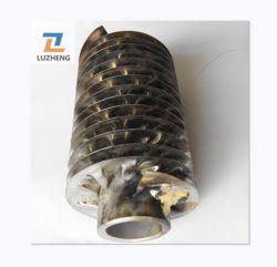 Calefactor en acero inoxidable ASME SA213 Tubo de acero inoxidable, tubo de aletas ASME SA269, tubo de aleta de TP304