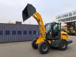 Pala gommata e mini/piccola anteriore CS915 1500 kg CE Mammut Per agricoltura/agricoltura/architettura paesaggistica
