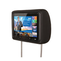 Taxi Video Advertising Player hoofdsteun Android Advertising Tablet DVD Player