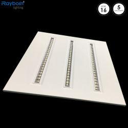 2020 год панель светодиодный светильник 600x600 30W 40W 60W 150 лм блики свободного плоских модульных светодиодный индикатор на панели управления для потолочного фонаря школы торговый центр коммерческих