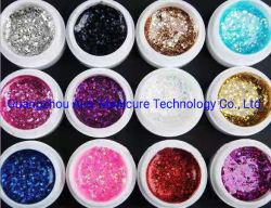 최신 고품질 스파클 아른거리는 야간 다이아몬드 UV LED 젤 폴란드어