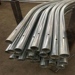 معيار المواد GB/BS/ASTM Q195-Q235 جولة عالية الجودة للمواد /مربع/مجلفن بيضاوي أنبوب أنبوبي من الصلب لالدفيئة الأنبوبية في بناء الصلب