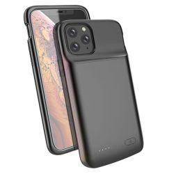 2020 neigender Produkt-drahtloser Batterieleistung-Bank-Handy 5.8 Zoll-Fall-Elektronik-heiße Feld-weicher Aufladeeinheits-Fall für das iPhone 11 PRO