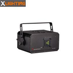 DJ оборудование Лазерные RGB освещения сцены проектор этапе света лазера