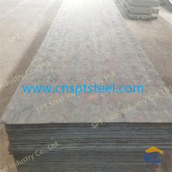 플레이트 AR400 Ar450 Ar500 Ar600 내마모성 강철 코팅 핫 압연 강판 BS ASTM AISI 절단 배후 펀칭 DIN JIS