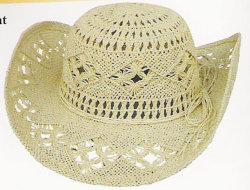 La moda casual vestido Playa Sol de verano sombrero de paja de rafia de alta calidad de la tapa de visera para la mujer dama
