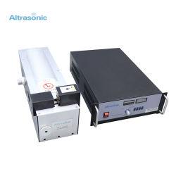 超音波カスタマイズデバイス高周波、 20kHz 、 3000W 、超音波金属ワイヤ ハーネス溶接装置