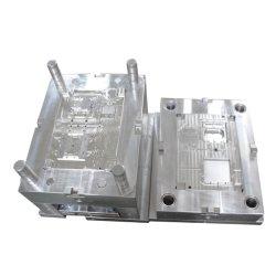 حقن طبي مخصص عالي الدقة لحاوية حاوية الحاوية البلاستيكية في الصين خدمات مصنعي المعدات الأصلية القالب