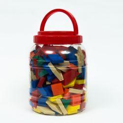 Speelgoed Van uitstekende kwaliteit van de Bouwstenen van de Jonge geitjes van de fabriek het Onderwijs Model Plastic Intellectuele