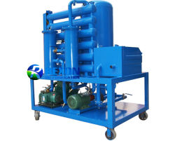 排水するべき真空の潤滑油の清浄器機械およびきれいなオイル