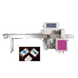 تشغيل آلة تعبئة البطاقات مع وحدة تغذية تلقائية بالبطاقة