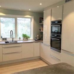 Cozinhas, porta do armário de cozinha, PVC Themfoil Portas, cozinhas modernas
