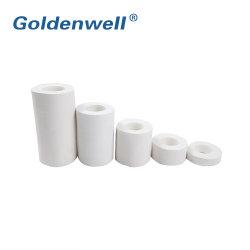 플라스틱 덮개 패킹을%s 가진 접착성 의학 산화아연 접착 테이프