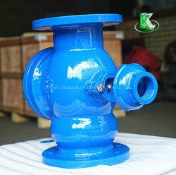 Antipoluição cortada a segurança da válvula Back-Flow Preventor (GHS11X)