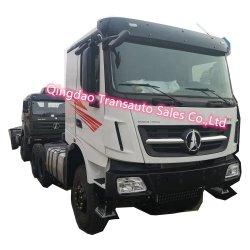 China Top Novíssimo 2638s Beiben Pesado Semi 6X4 chefe militar/caminhão para caminhão/reboque/reboque/Trator