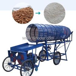 Tipo de produto de amido e amido de tapioca sob forma de pó