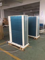 Инвертор постоянного тока в моноблочном исполнении воздух для воды тепловой насос, Evi система динамического отопления, КС