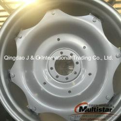 عجلة جرار فولاذي (W15X34) لإطار ماكينات المزارع 16.9-24