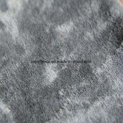 Super Soft Short Plush em Gray Color