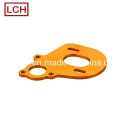 Carro de Corrida de usinagem CNC personalizado partes/ Moagem CNC RC peças de automóveis, máquinas e equipamentos de peças de alumínio