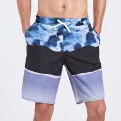 Venta caliente nueva moda bordado en la playa de la mujer pantalones cortos