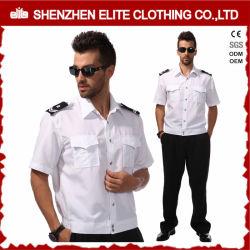 Ons controleren de Korte Uniformen van de Veiligheid van de Koker Witte (elthvj-279)