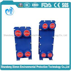 SUS311sel intercambiador de calor aire Daikinla camisa del cilindro Enfriador de agua