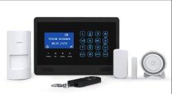 Nuevo llegado! Sistema de Alarma GSM y WiFi con pantalla LCD-007Yl wm2bx