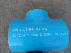 """Soldadura del tubo de los racores de acero de aleación perfecta 20""""x16"""" DN500 DN400 Sch60 la reducción de la t"""