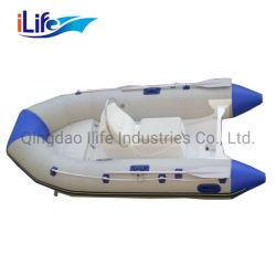 ILIFE 3.1 M الصين ريب زورق 0.9 مم PVC ريب زورق صيد السمك زورق سريع