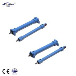 Los fabricantes de cilindros hidráulicos de la infraestructura de aplicaciones de construcción subterránea de las capas del tubo tubo de perforación horizontal Equipo de fusión