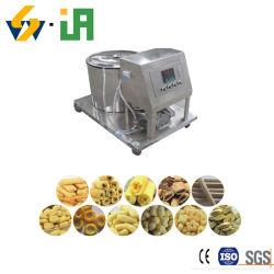 De chocolade Gevulde Machine van de Verwerking van het Voedsel van de Snacks van het Hoofdkussen van de Extruder van de Snack van het Graan