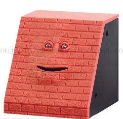 センサー付き OEM Creative Electric Face Bank セービングマネーボックス