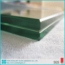 6.38mm10.388.38mm mm mm mm16.7612.3812.76mm laminado de seguridad piso de vidrio templado vidrio laminado grueso vidrio de seguridad/construcción/Color de vidrio El vidrio laminado