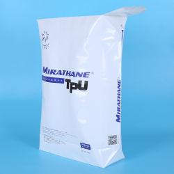 Witte Kraftzak Met Klep Voor Machinevulling