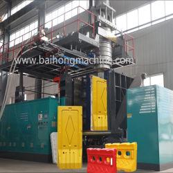 PP / PVC /PEHD City Road outil prix d'usine barrière Baihong réservoir d'eau de la machine de moulage par soufflage /Machine de moulage par extrusion machine 2000L